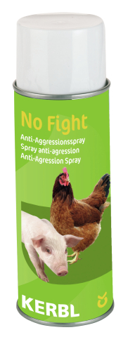 NO FIGHT Spray Anti Agresion Porcino/Avicola 400ml