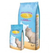 Pienso WILLOWY Gold Cats 10Kg