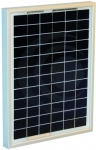 Panel Solar Fotovoltaico 10w 373x276x30mm